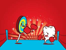 Round 2... FIGHT by Don-Pitayin