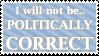 Politically Correct - Stamp