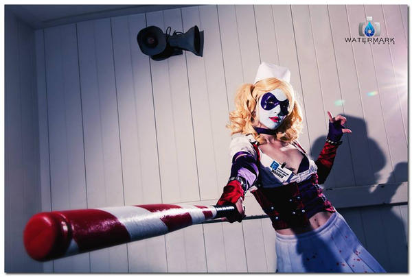 Harley Quinn's Bat by CuteyKitty