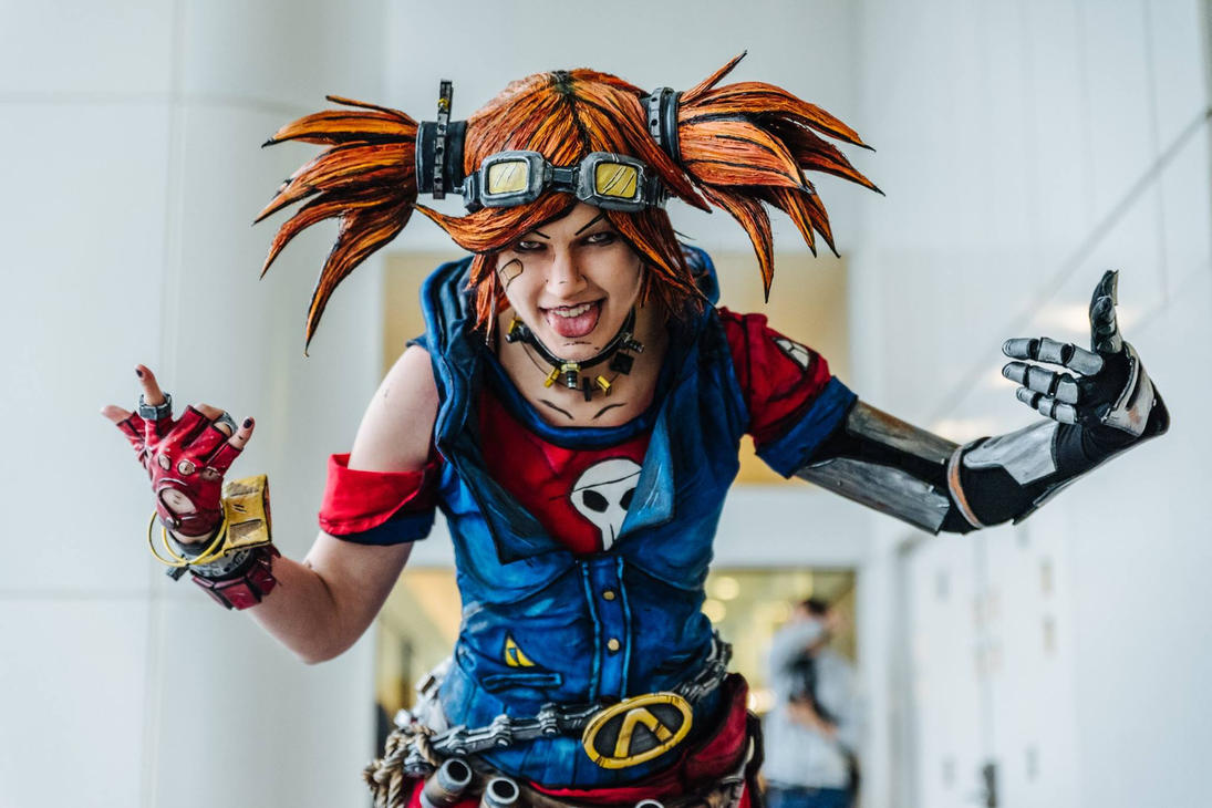 Gaige Smash the System! by CuteyKitty