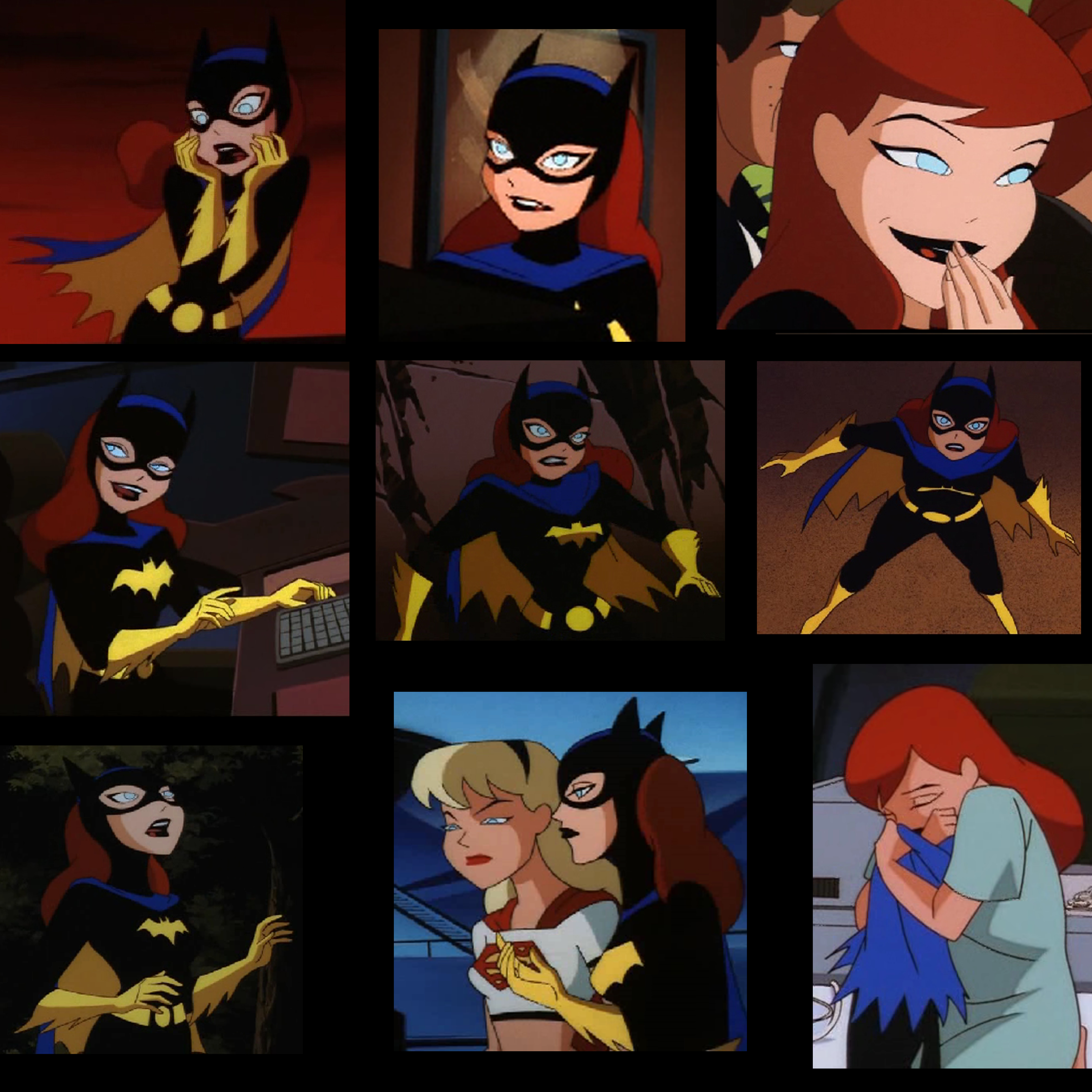 Batgirl Compilation by Beckylynne