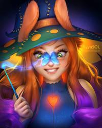 Funny magic