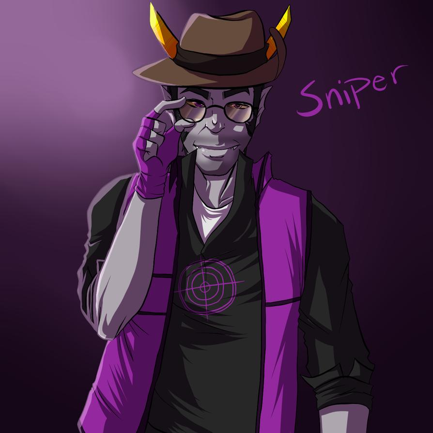09 Troll Snpier by Zombay-Senpai