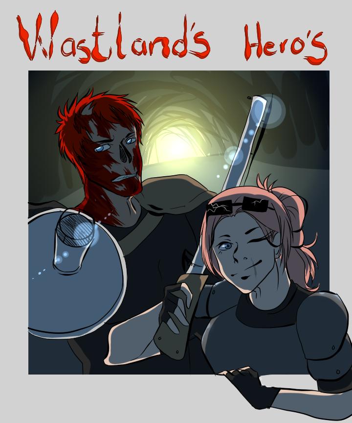 Wastelandsw Heroes by Zombay-Senpai