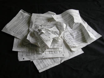 Sheet Music peek by lockstock