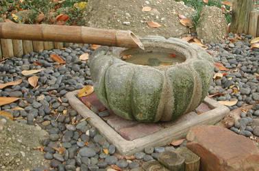 Japanese Rain Pot