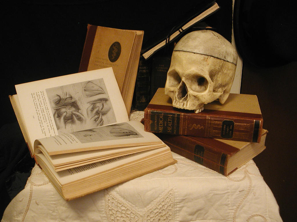 Surgeon's Desk 03 by lockstock