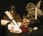 Potions Master's Desk 02