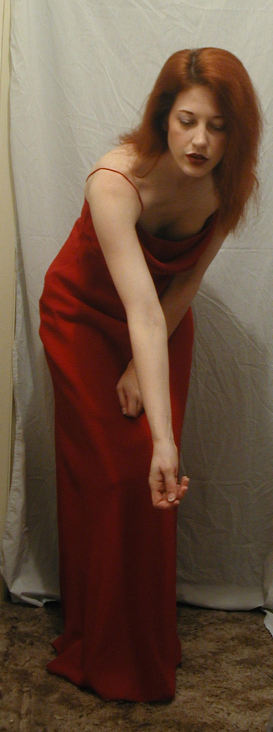 Red Dress 01 by lockstock