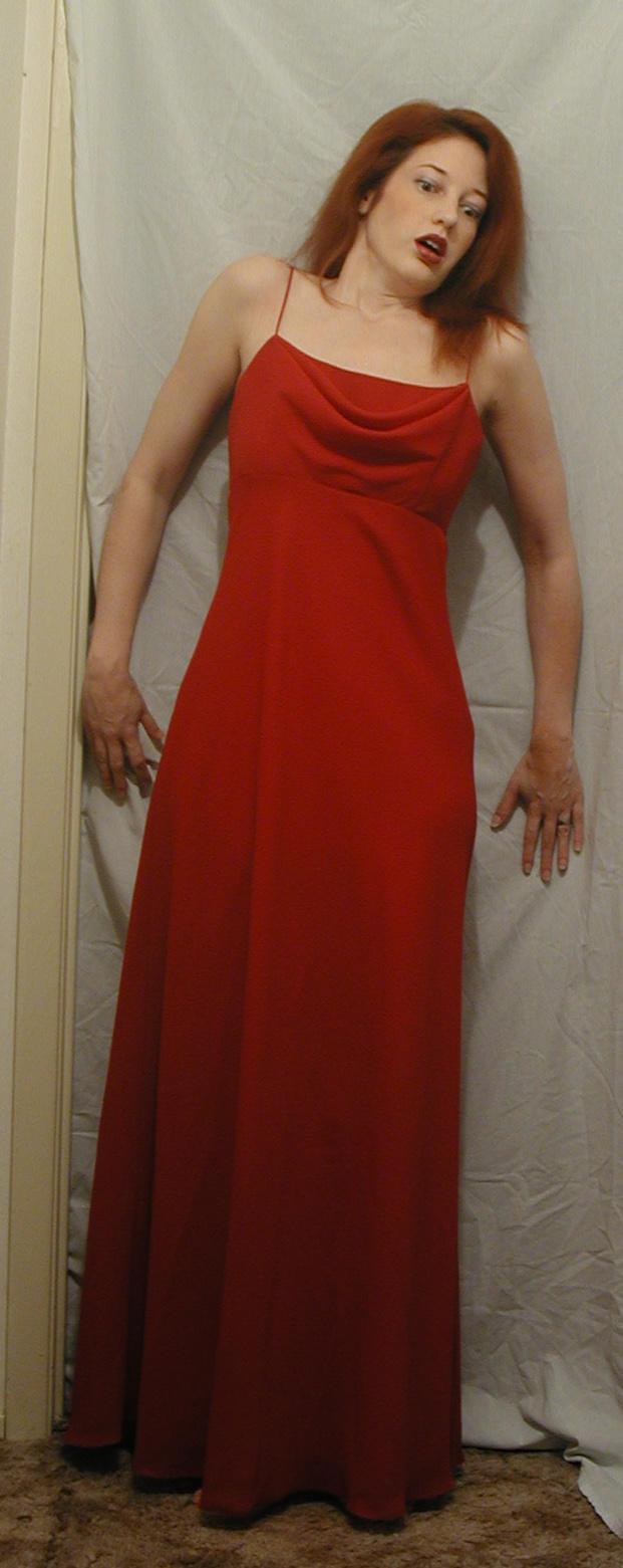 Red Dress 10 by lockstock