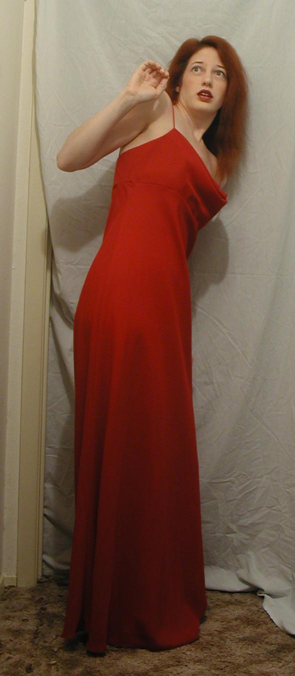 Red Dress 19 by lockstock