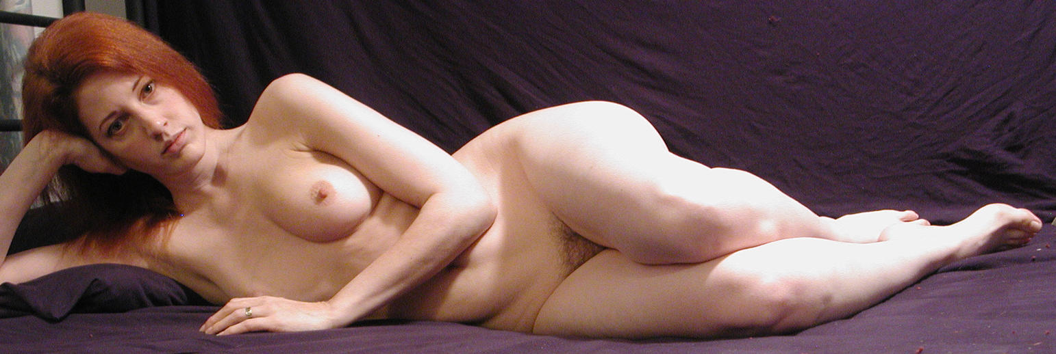 Nude on bed 3 by `lockstock on deviantART