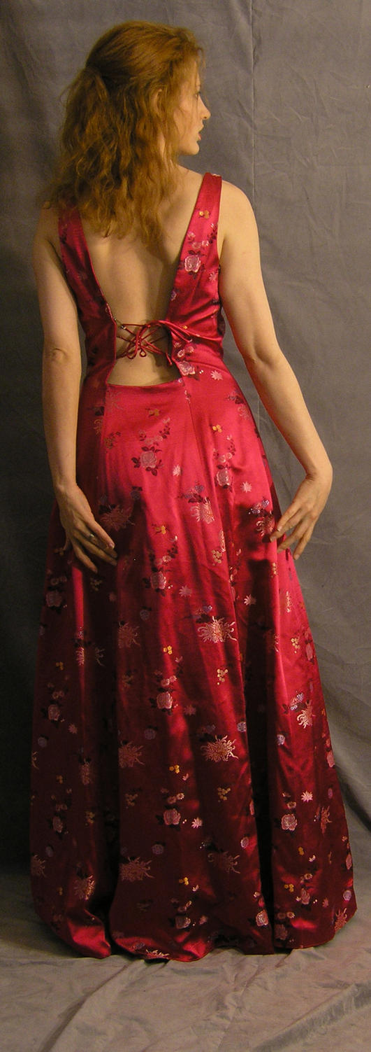 Pink Dress preview 3 by lockstock
