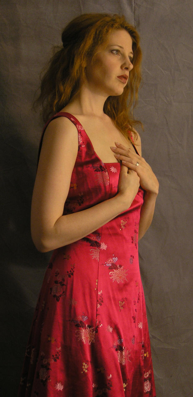 Pink dress preview 6 by lockstock