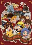 Christmas Anime Craze 2008