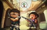 Resident Evil 5: Herbs