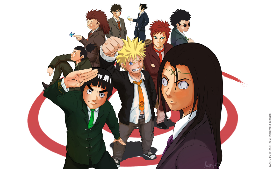 Naruto new generation by haruningster on deviantart for New generation