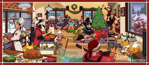 Merry Gamey Christmas