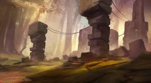Environment - Stone Ruins