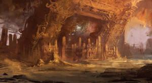 Portal City by TacticsOgre