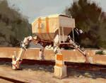 TRD550- Trail Repair Drone