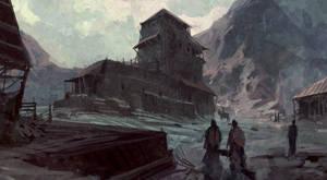 Vikings - mood sketch