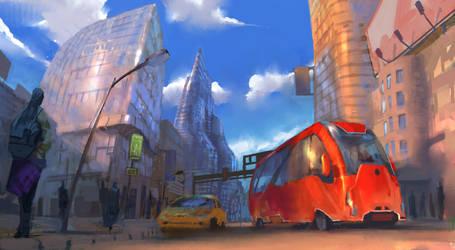City by TacticsOgre