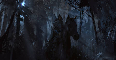 Ranger by TacticsOgre