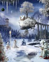 Winter Wonderland by jesus-at-art