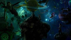 Deep Space Fishing