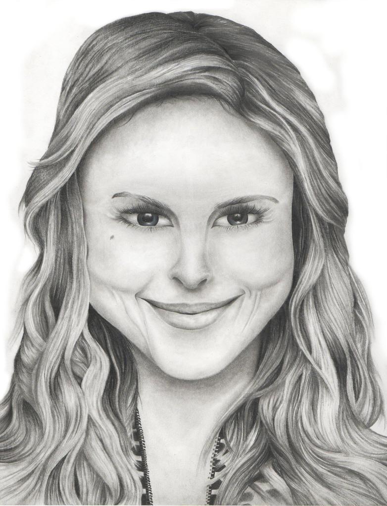 Maria Menounos by jesus-at-art