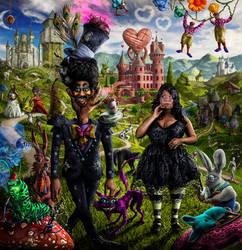 Wonderland Portrait