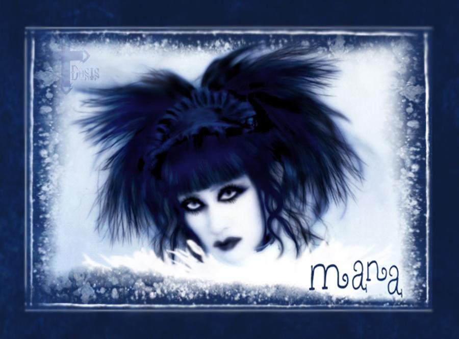 +Mana+ by darkbecky