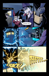 Darklord comic page by Maulsmasher