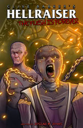 Hellraiser Comic Cover Commission by Maulsmasher