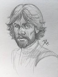 Tyrion Lannister by Maulsmasher