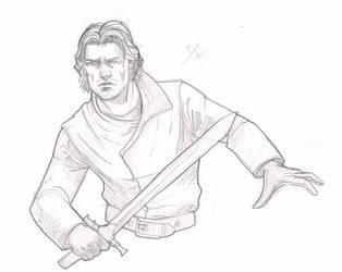Jaime Lannister by Maulsmasher