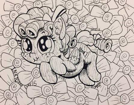 Daily Sketch 478 (Inktober Day 15)