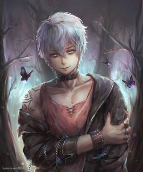 Saeran aka UNKNOWN
