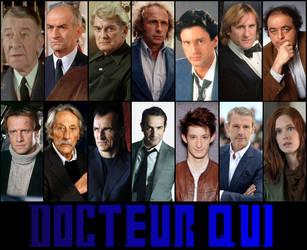 Docteur Qui by AdriCureuil