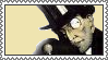 Arsene Lupin stamp by AdriCureuil