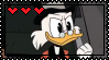 Scrooge McDuck stamp by AdriCureuil