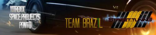 Team Brazil 1 WTB ID by FabinhoDesigner