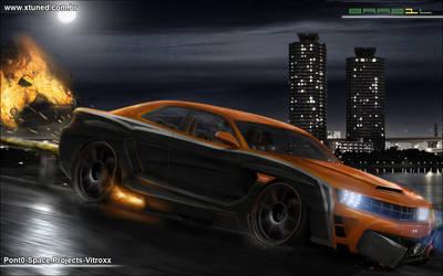 Chevy Camaro Wtb' 09 Brazil 1 by FabinhoDesigner