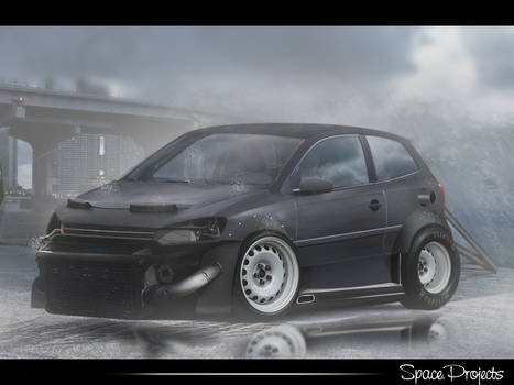 Vw Polo Dragster