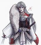 Sesshoumaru sketch