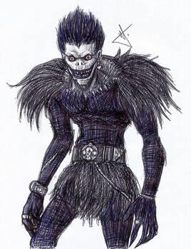 Ryuk sketch