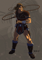 Simon Belmont by RodWolf