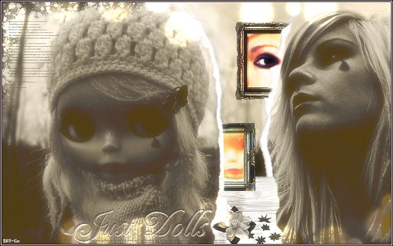just dolls... by Sakashy-lin