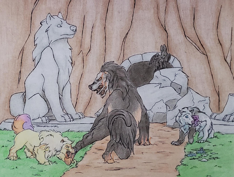 LoRE Ch3 Main Prompt by Dracoyena-arpg